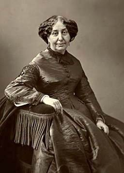Portrait of George Sand