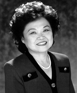 Congressional portrait of Patsy Mink