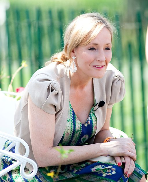 Author J.K. Rowling